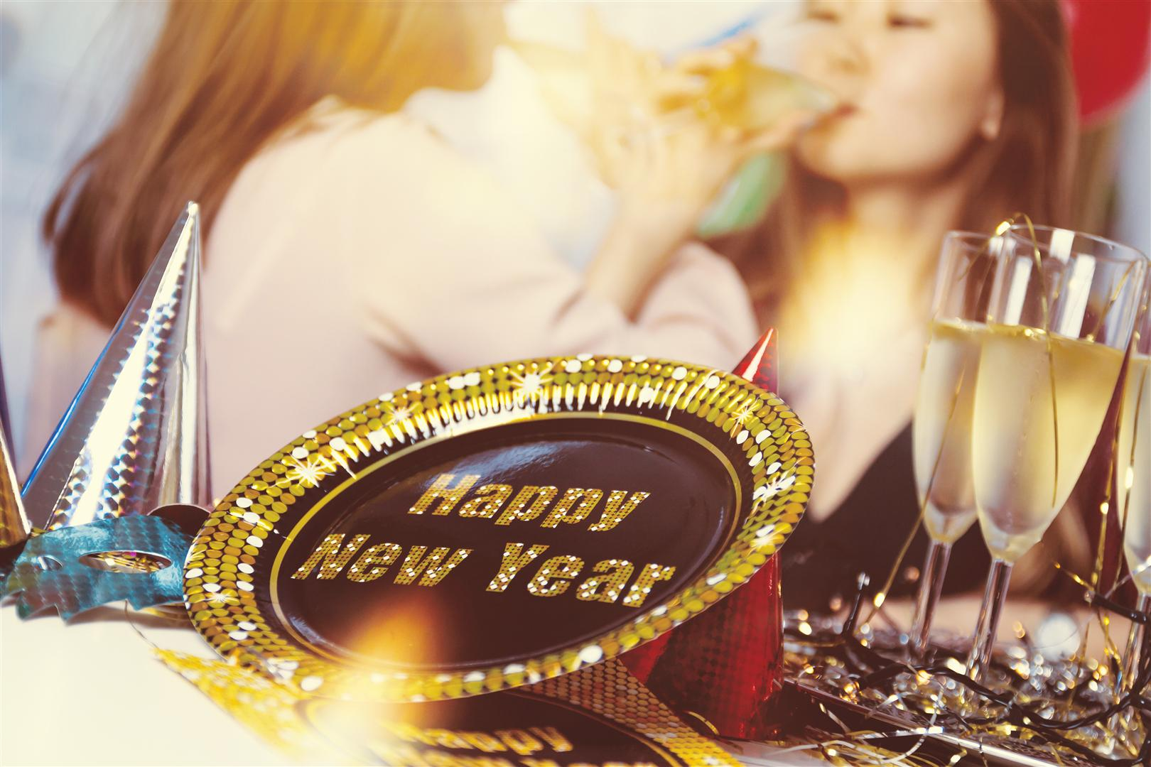 Throw a Family-Friendly New Year's Eve Party