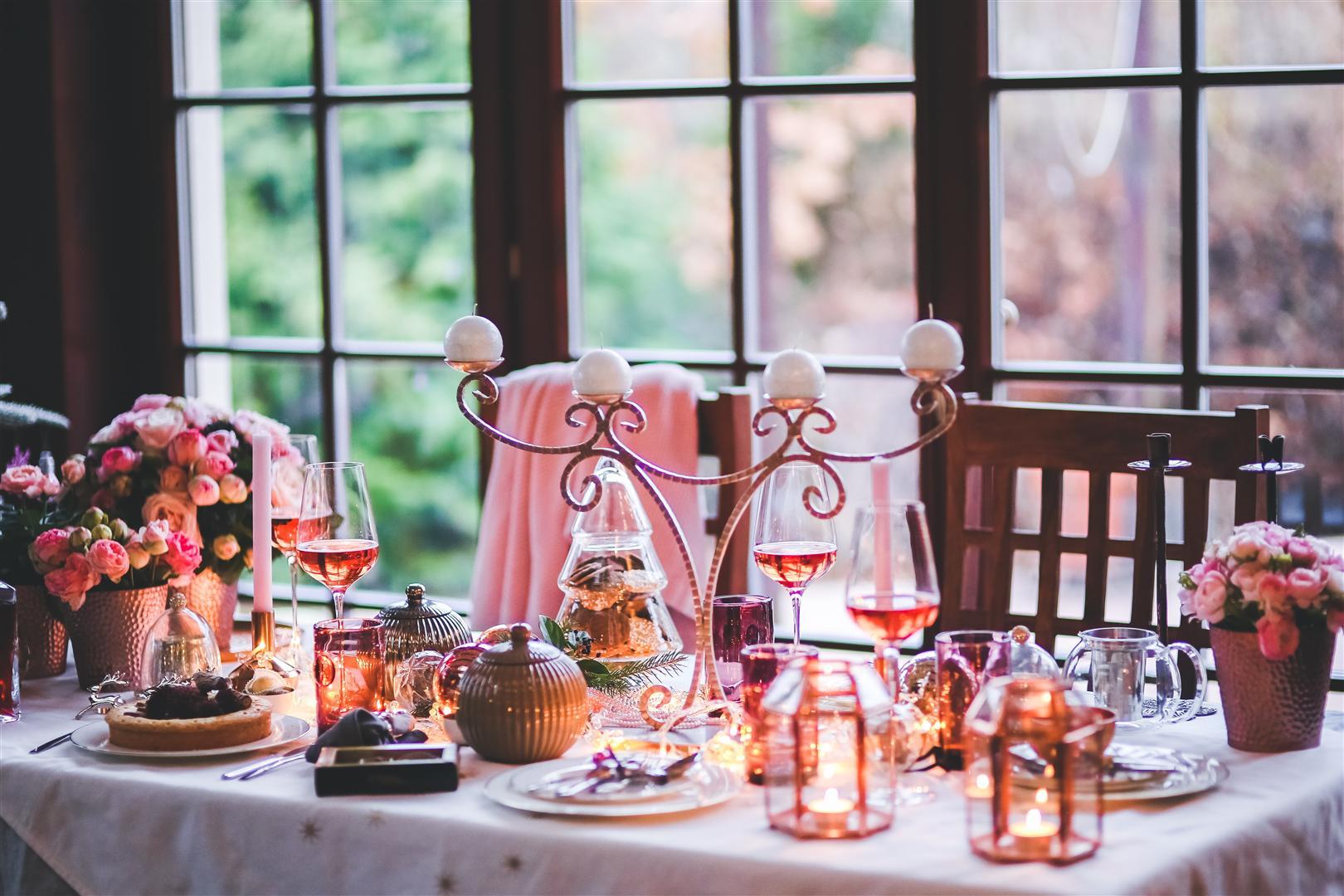 #MyChristmas – Tips for Christmas Table Décor