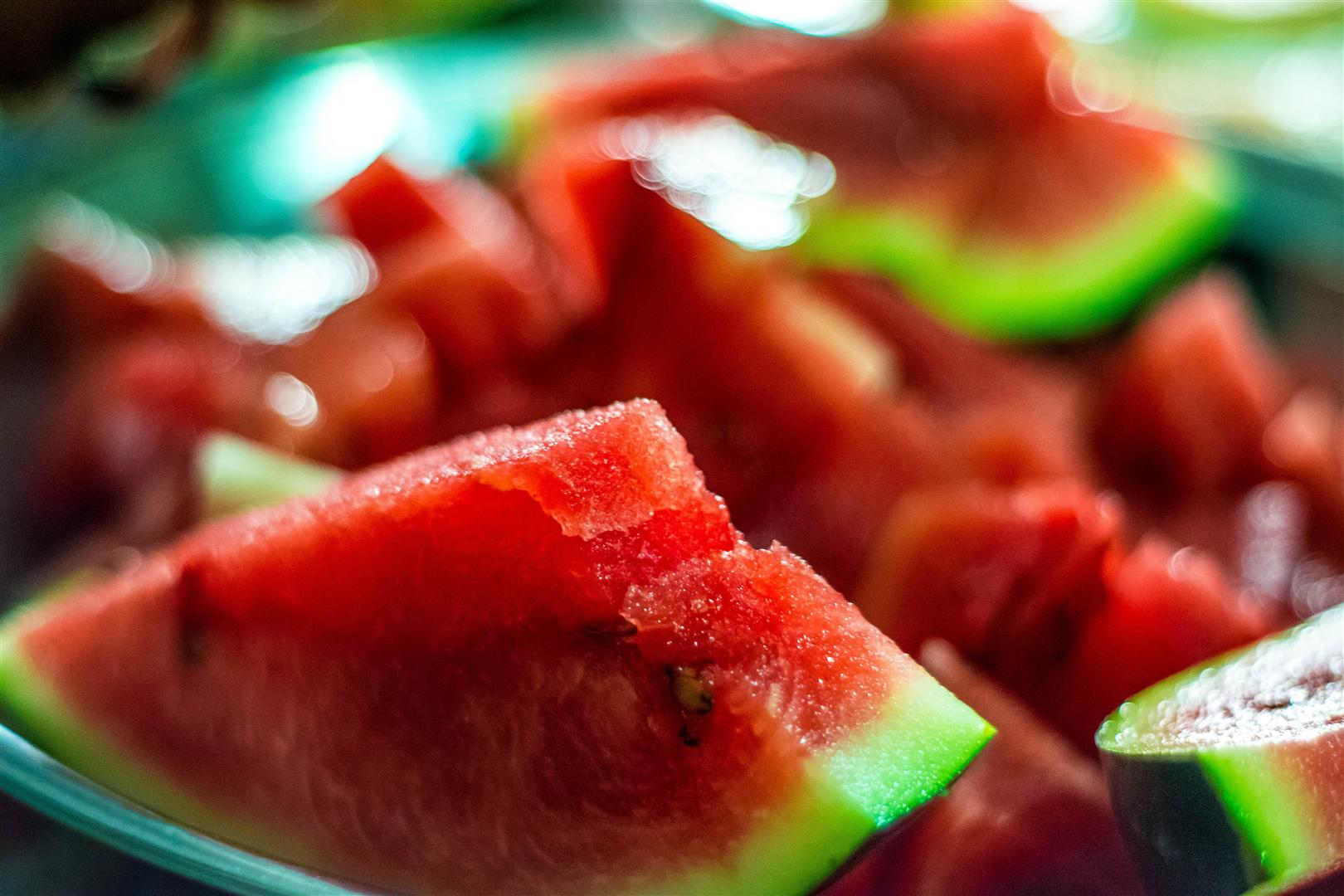 Watermelon a summer favourite