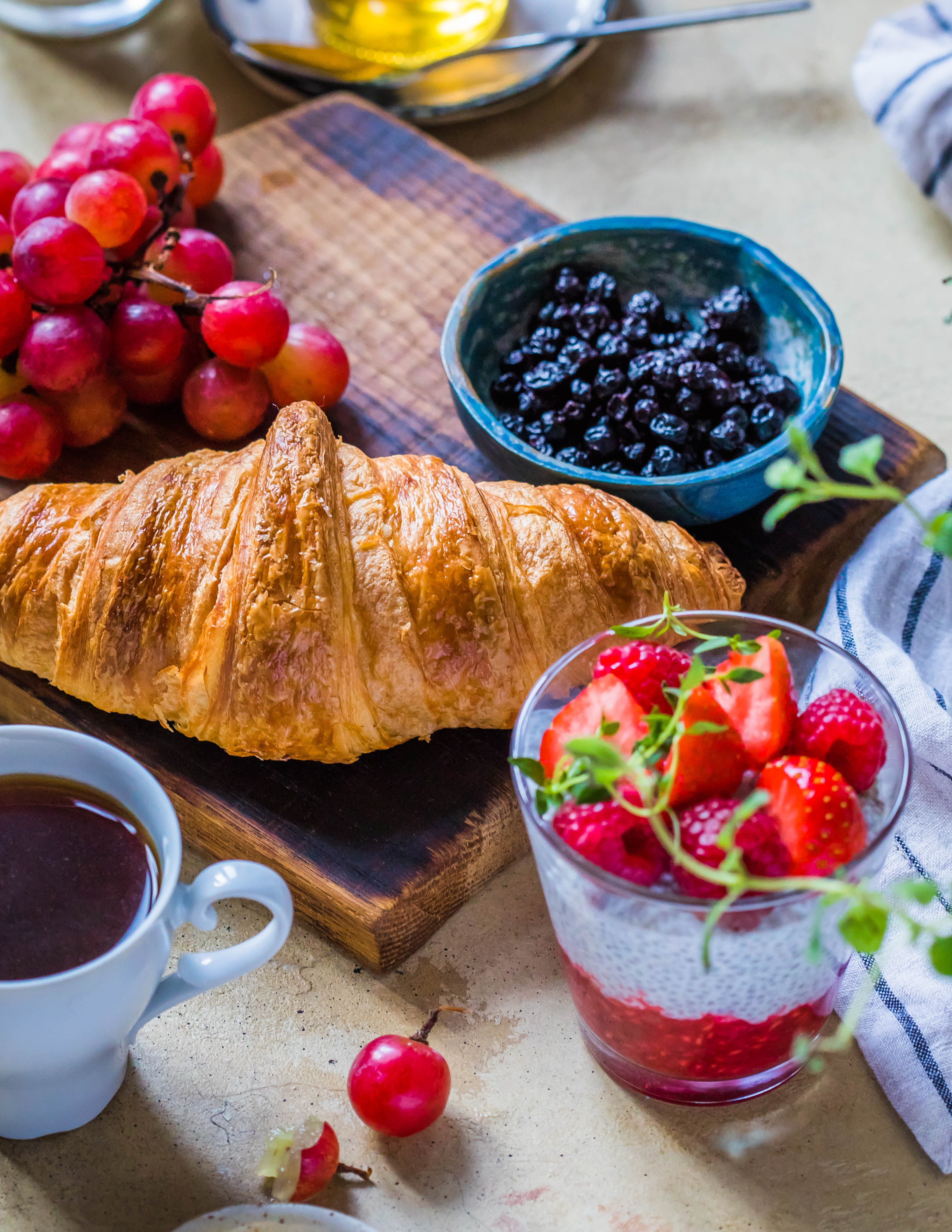 Celebrating an all-day treat on National Croissant Day