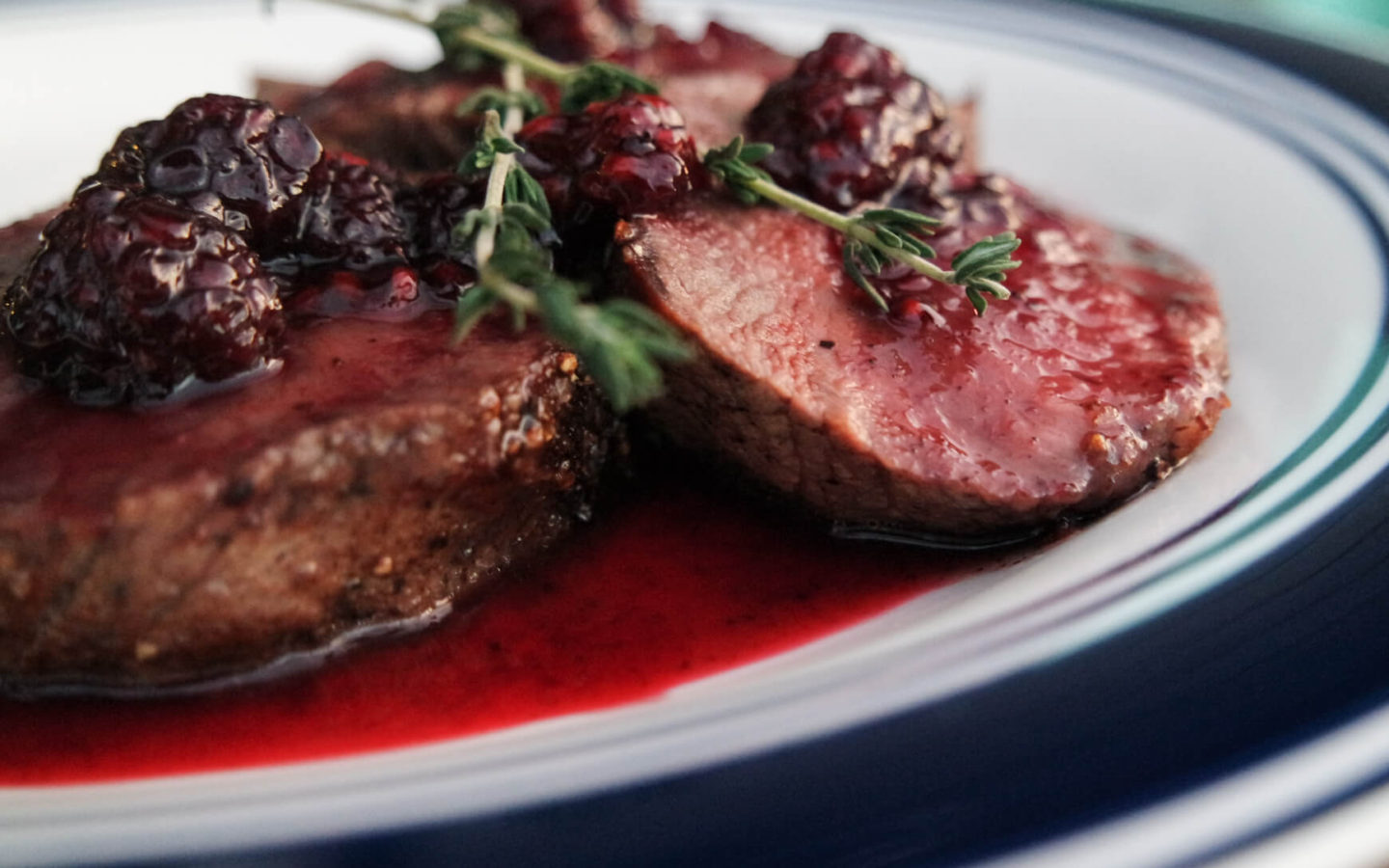 #VersatileVenison – Packed with flavour just like nature intended