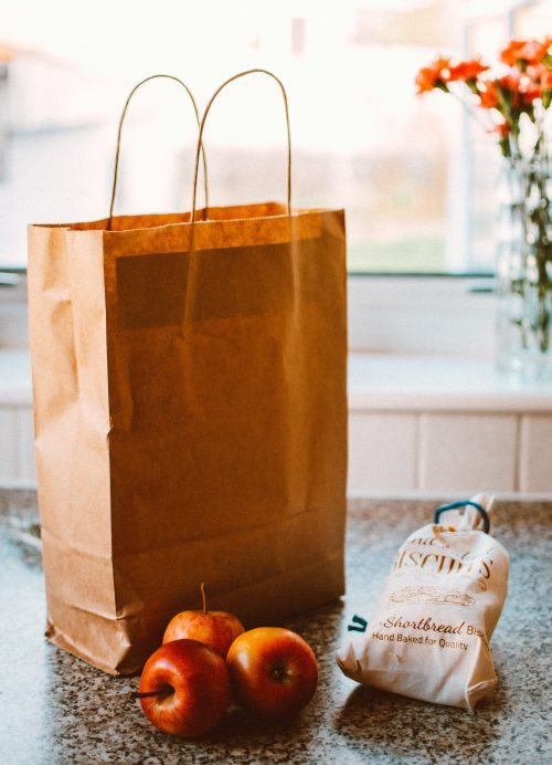 #PlasticRevolution – Making Better Choices – Plastic Bags
