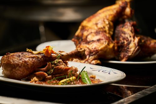 Roast Chicken Takes Center Stage Every Wednesday