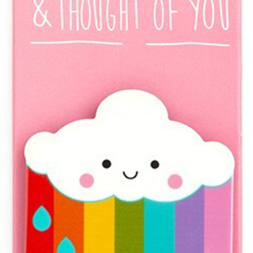 Be A Rainbow In Someones Cloud Fridge Magnet R70.00