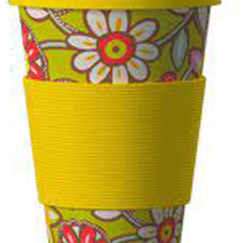 Bamboo Cup (Yellow) R199.99