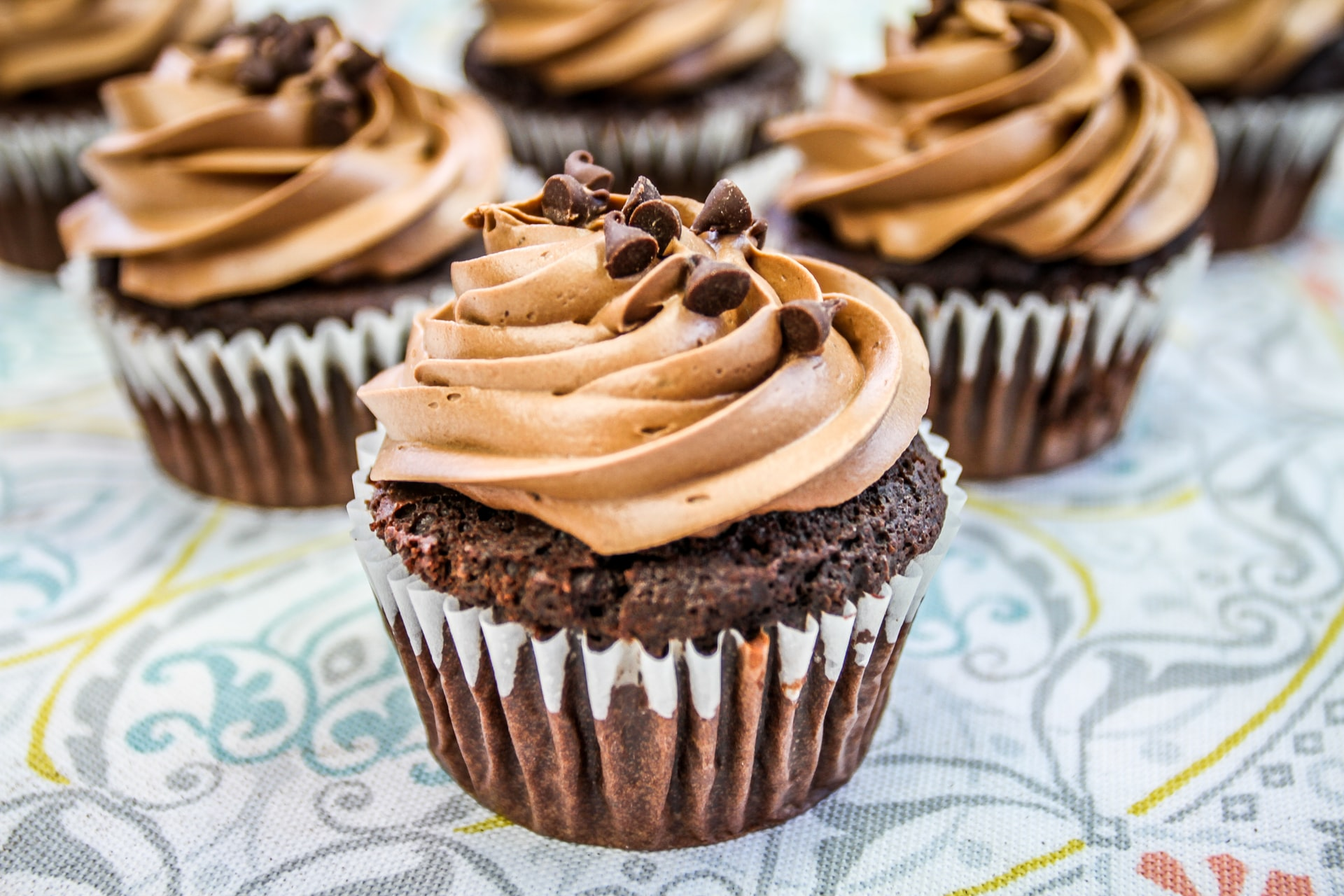 Hello Cupcake! It's Chocolate Cupcake Day