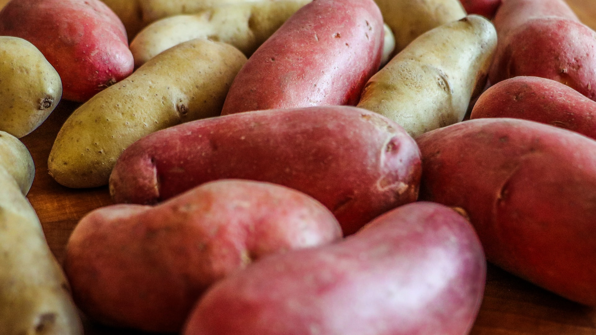 A Focus On Hearty Sweet Potatoes
