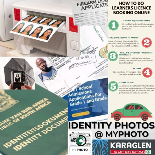 Get your ID Photos here!